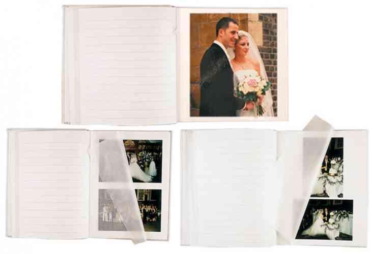 Fotoalbumy podľa rozmeru fotografií - obrázok