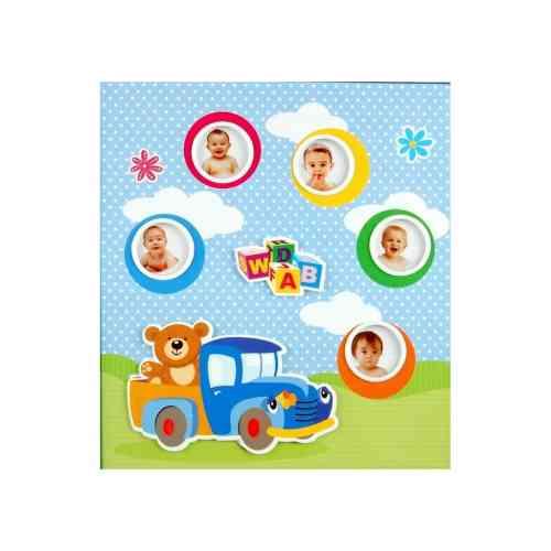 Detský fotoalbum JOLLIE BABY+ Darčekové balenie - JOLLIE-BABY-1.jpg