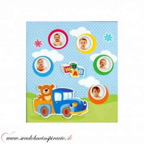 Detský fotoalbum JOLLIE BABY+ Darčekové balenie - detsky-fotoalbum-jollie-baby-darcekove-balenie.jpg