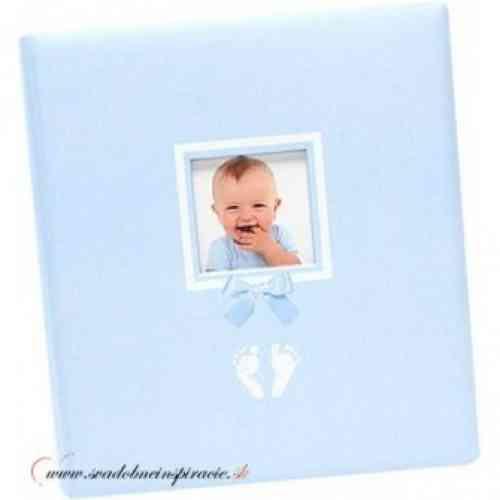 Detský fotoalbum POLY BABY Notes (60 strán) - obrázok