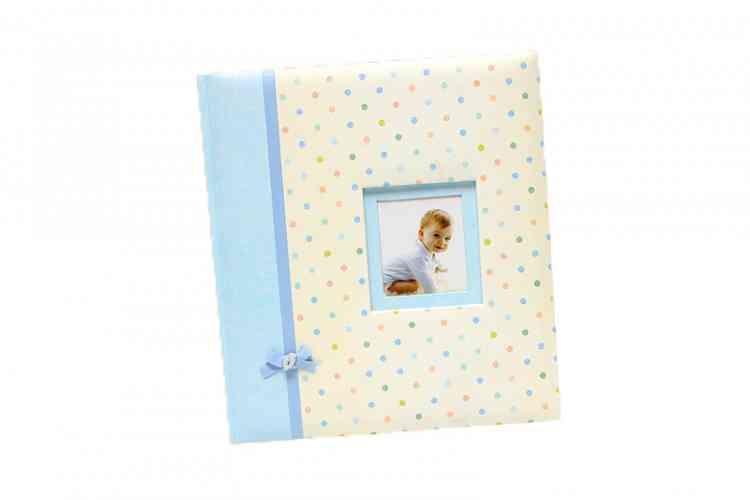 Detský fotoalbum AMY BABY Notes (100 strán)  - obrázok