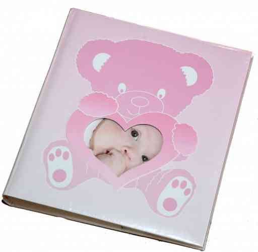Detský fotoalbum EMMIE BABY  - obrázok