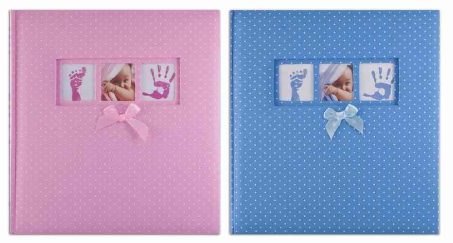 Detský fotoalbum MIMI BABY Notes (100 strán)  - obrázok