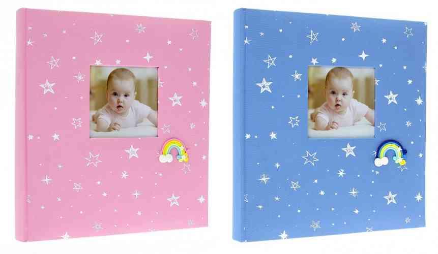 Detský fotoalbum BELLE BABY Notes (100 strán)  - obrázok