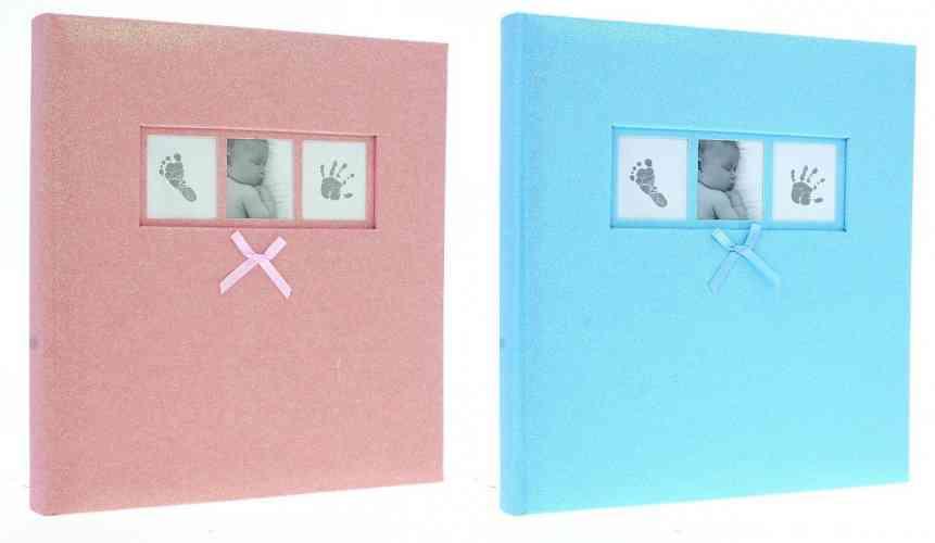 Detský fotoalbum LOTTIE BABY Notes (100 strán)  - obrázok