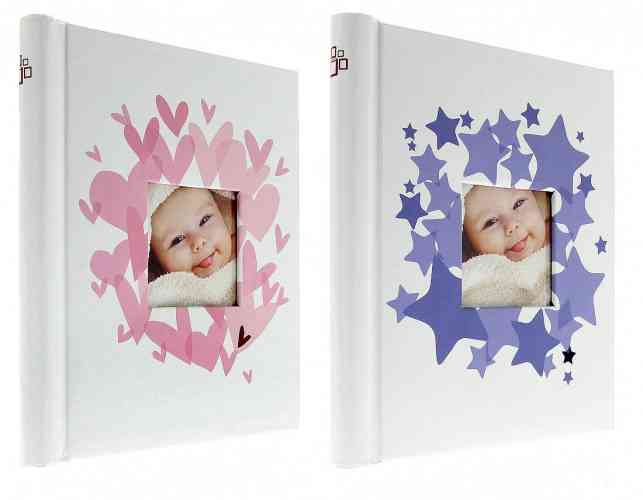 Detský fotoalbum SAMMY BABY /fóliový fotoalbum/ - obrázok