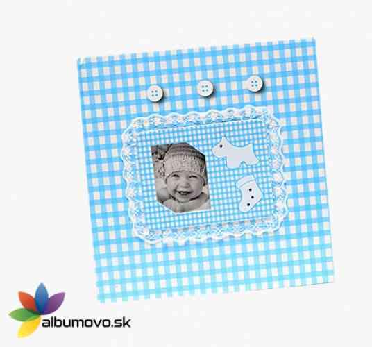 Detský fotoalbum TOBBY BABY (Fóliový) - obrázok