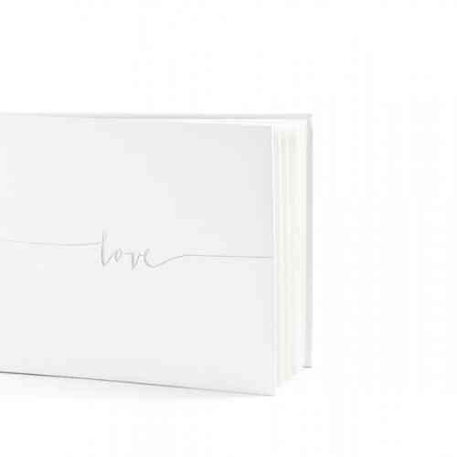 Kniha hostí LOVE strieborná (44 strán) - big_KWAP51_01_S.jpg